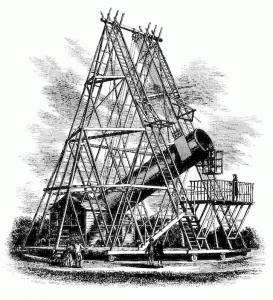 Herschel telescope (1785-1789)